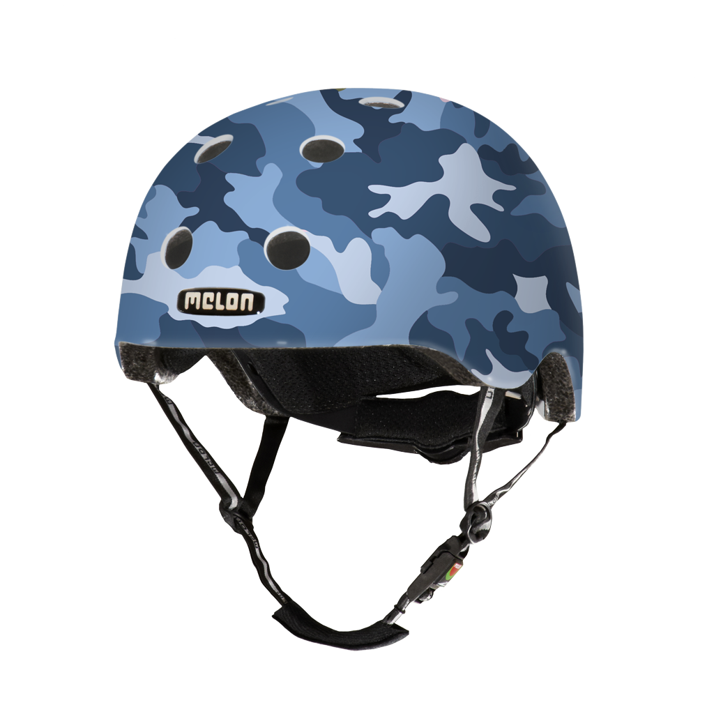 Helma Melon Camouflage Blue