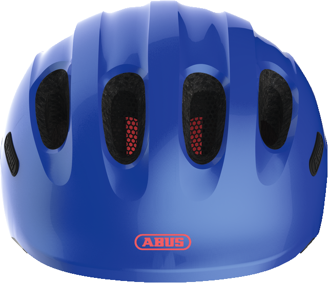 Helma Abus Smiley 2.1 sparkling blue